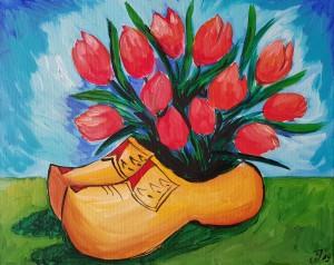 Tulpenklomp