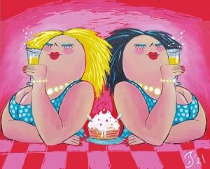 dikke-dames-duo