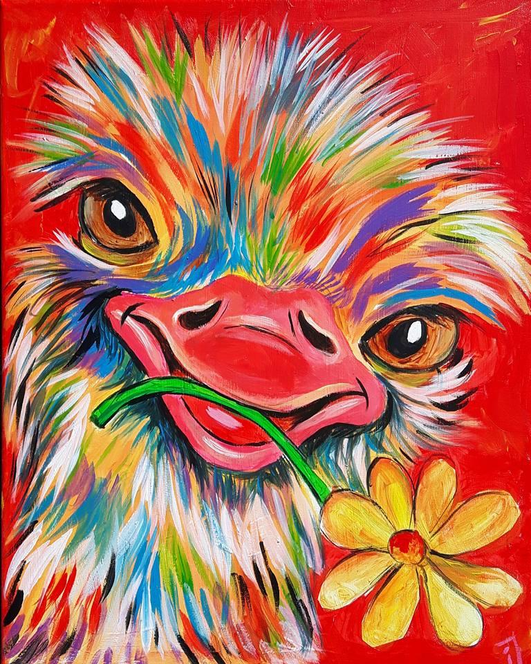 Workshop 39 dikke dames 39 schilderen in nieuw vennep irma for Dikke dames schilderen