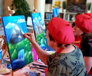 bob-ross-schilderworkshop-14