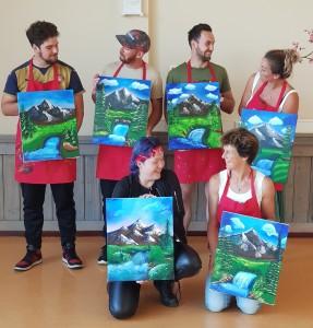 bob-ross-schilderworkshop-6